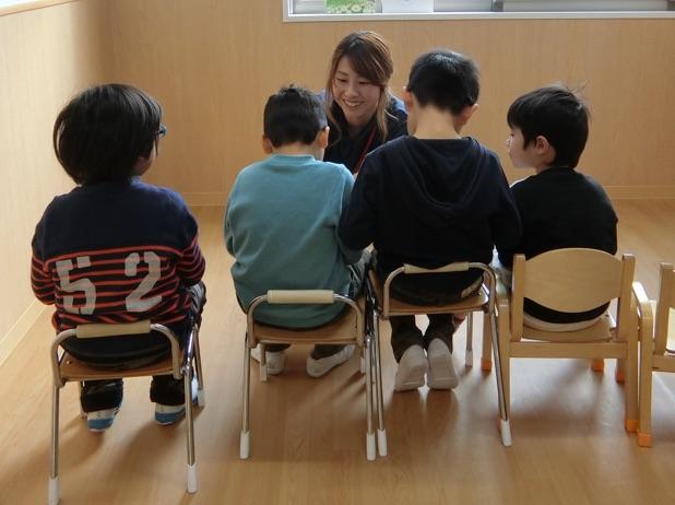 児童指導員(児童通所)のある日イメージ